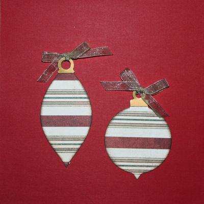 Presentkort - God Jul - vänster insida av kortet