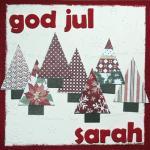 Presentkort God Jul