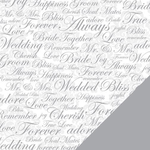 Making Memories – Wedding Words